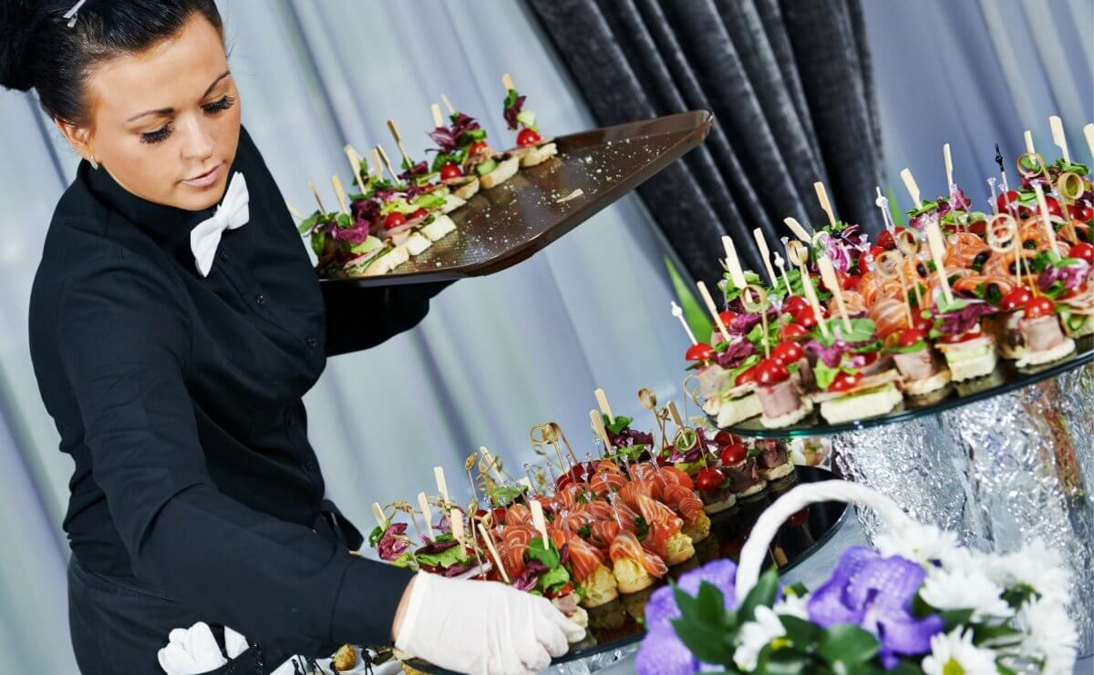 Catering na stype - menu - Firma cateringowa Baruś