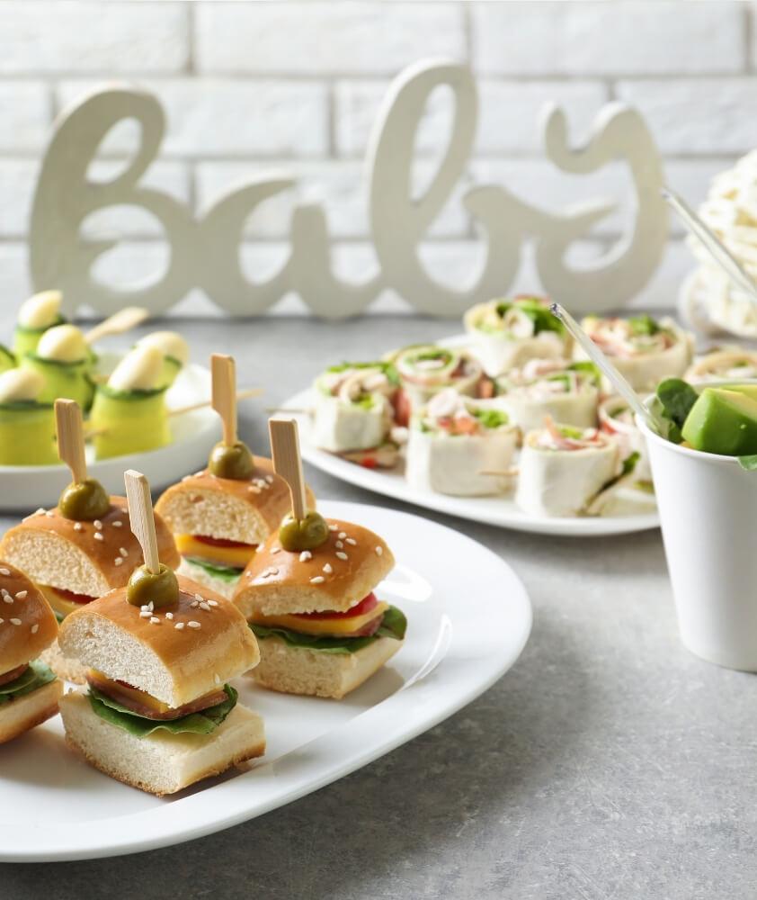 Catering na chrzciny Lubin - firma cateringowa Baruś
